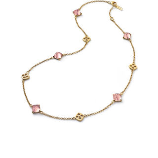 MINI MÉDICIS COLLIER  Rose Image