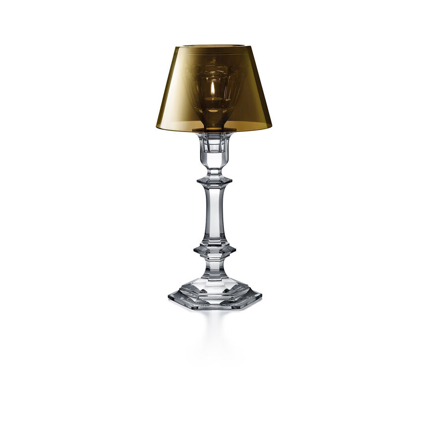 HARCOURT OUR FIRE CANDLESTICK  Gold Image