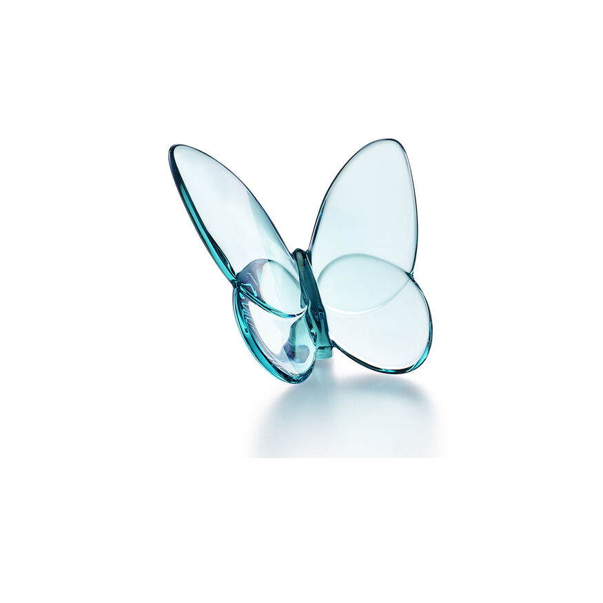 PAPILLON LUCKY BUTTERFLY  Turquoise Image