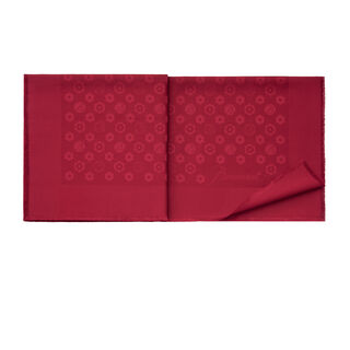 HARCOURT SHAWL  Red Image