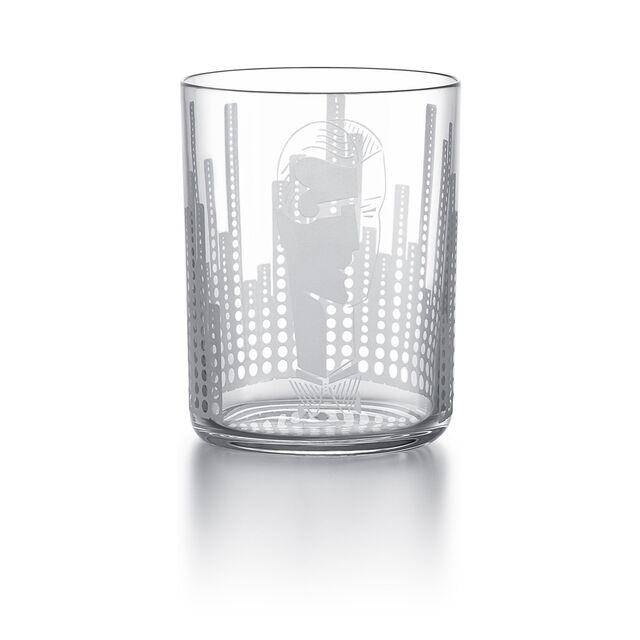 VERRES DE LÉGENDE NEW YORK 1934 ,