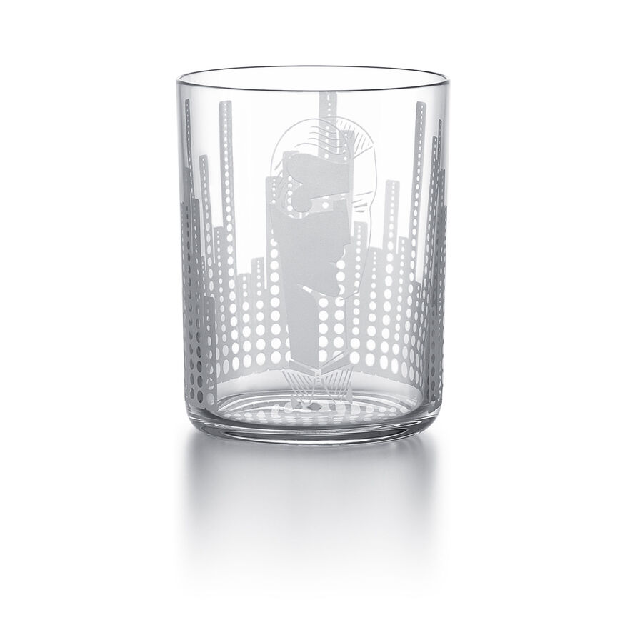VERRES DE LÉGENDE NEW YORK 1934
