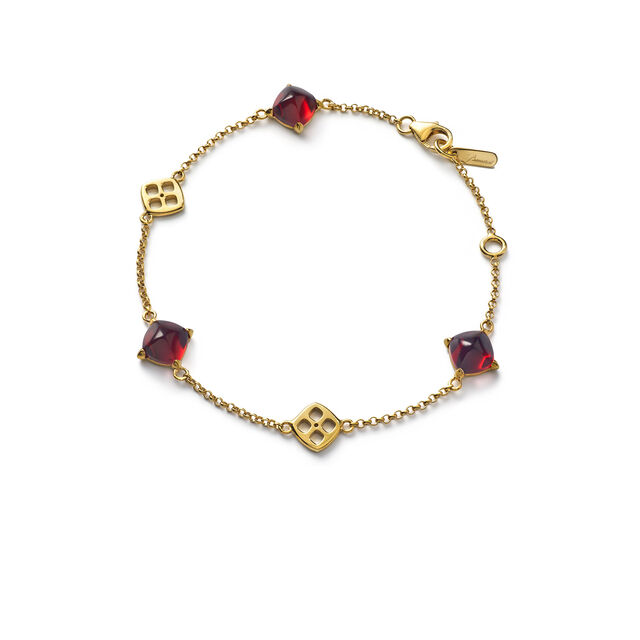 MINI MEDICIS BRACELET, Rouge