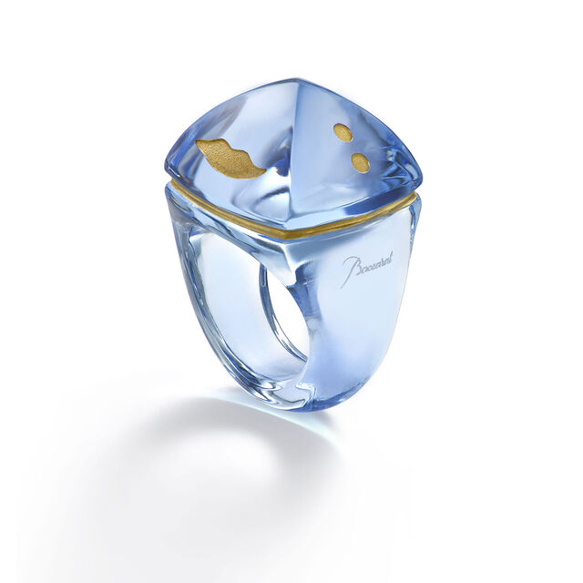 MEDICIS POP RING, Light blue