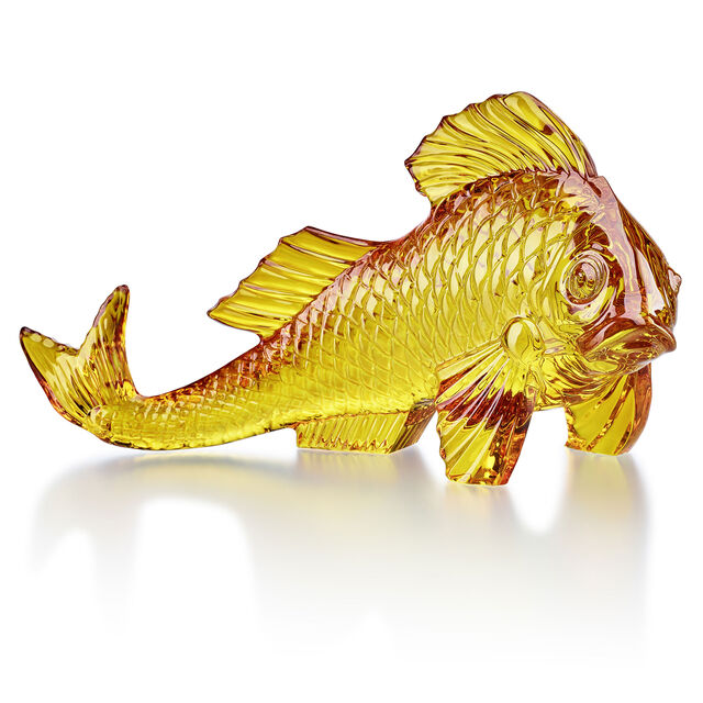 POISSON CARPE AMBRE