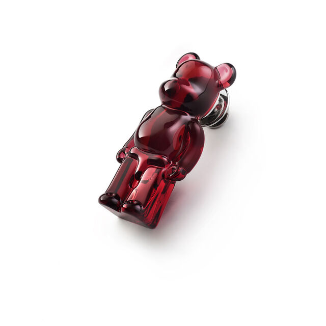 BACCARAT BE@RBRICK PINS, Rouge