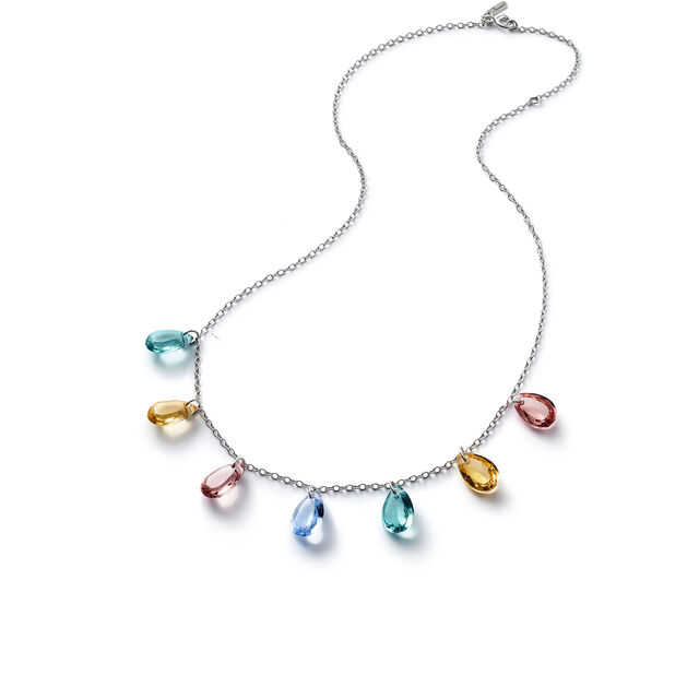 CRYSTAL DROPS OF COLOUR BACCARAT PAR MARIE-HÉLÈNE DE TAILLAC NECKLACE
