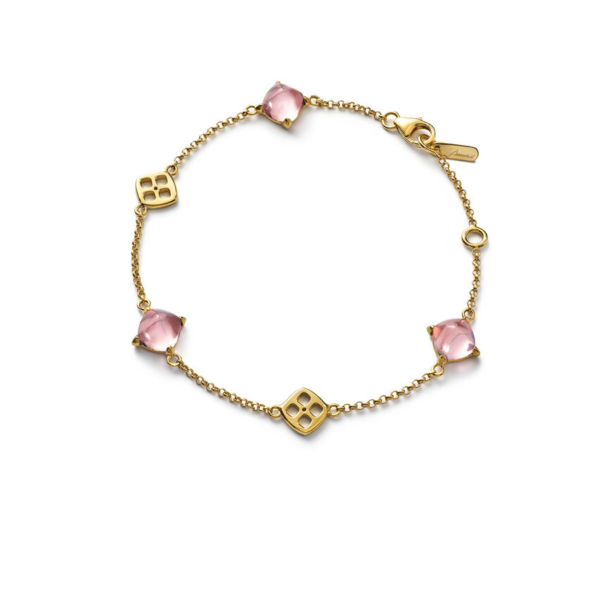 MINI MÉDICIS BRACELET  Rose
