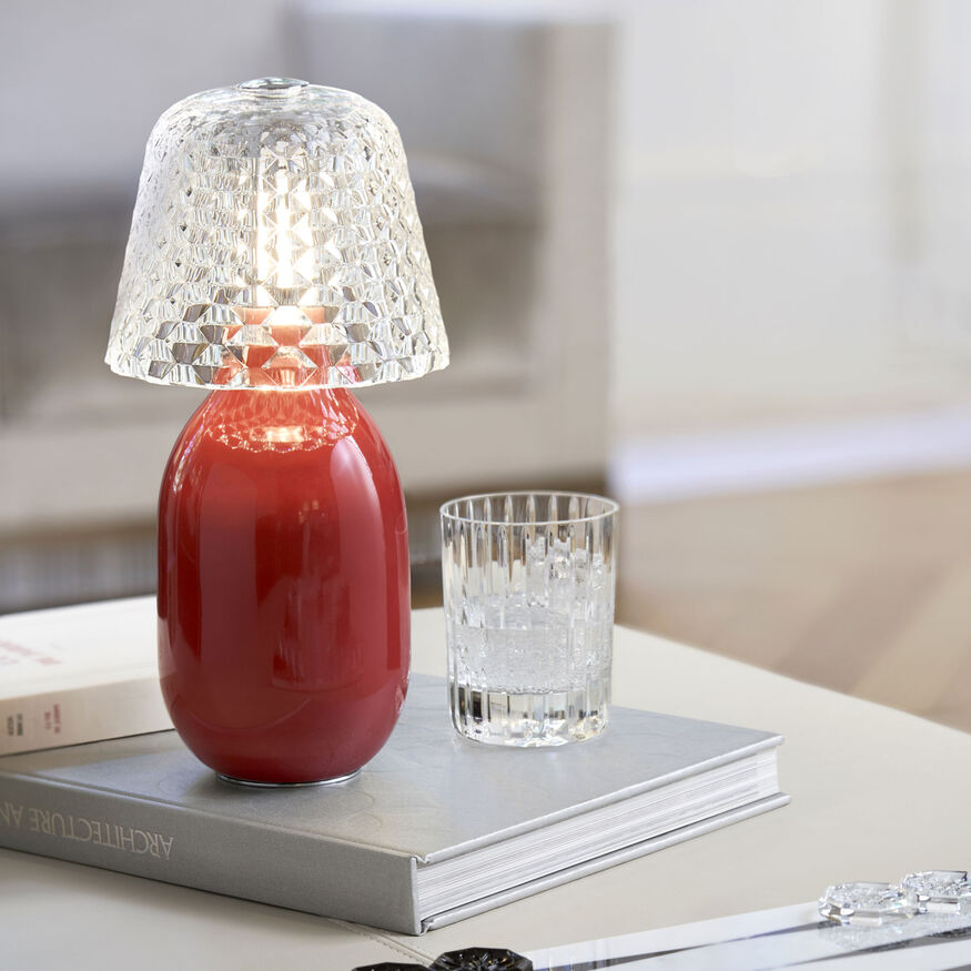 Baby Candy Light Lamp, Red - 2