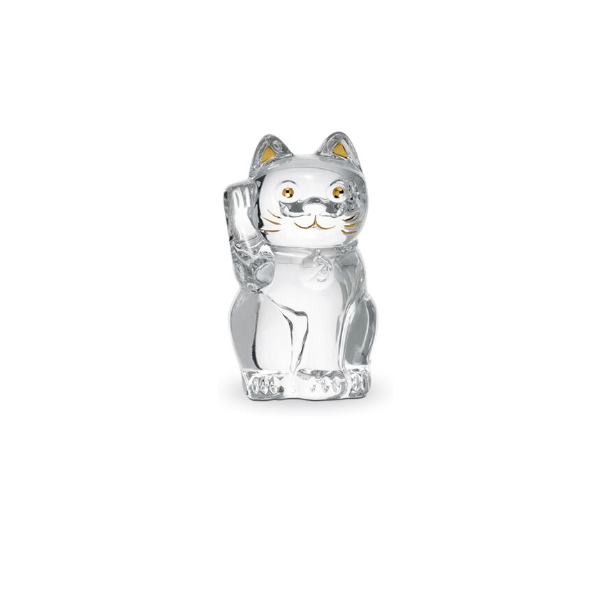 CAT MANEKI NEKO  Clear