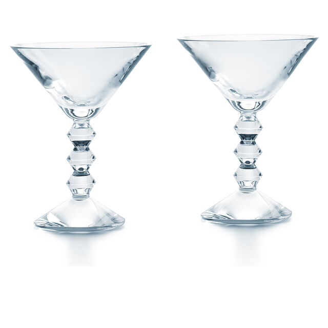 VÉGA MARTINI GLASS, Clear