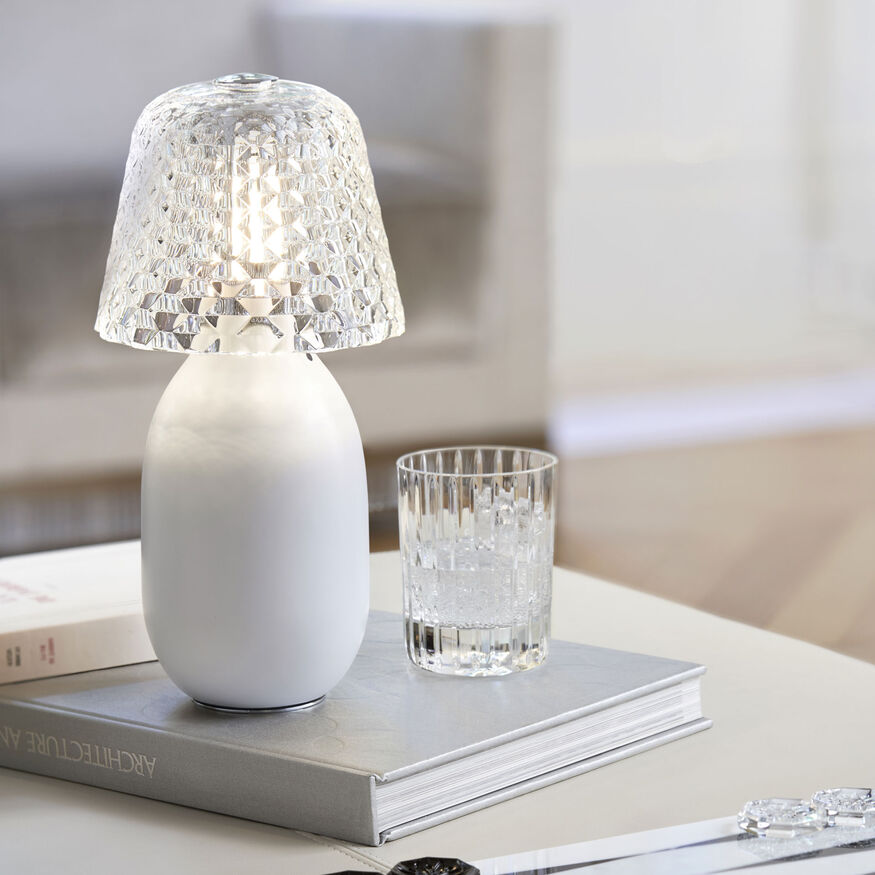 Baby Candy Light Lampe nomade, Blanc - 2