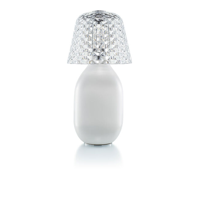 Baby Candy Light Lampe Nomade, Blanc