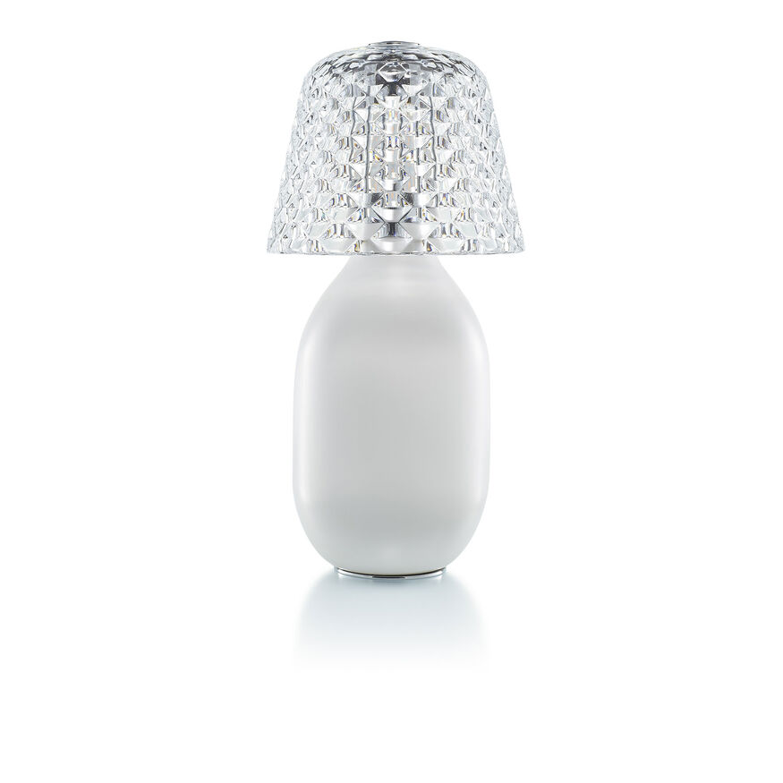 Baby Candy Light Lampe Nomade, Blanc - 1
