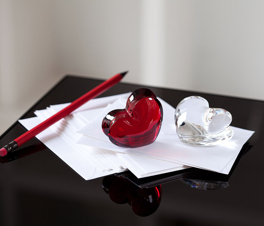 ZINZIN HEART, Red - 2