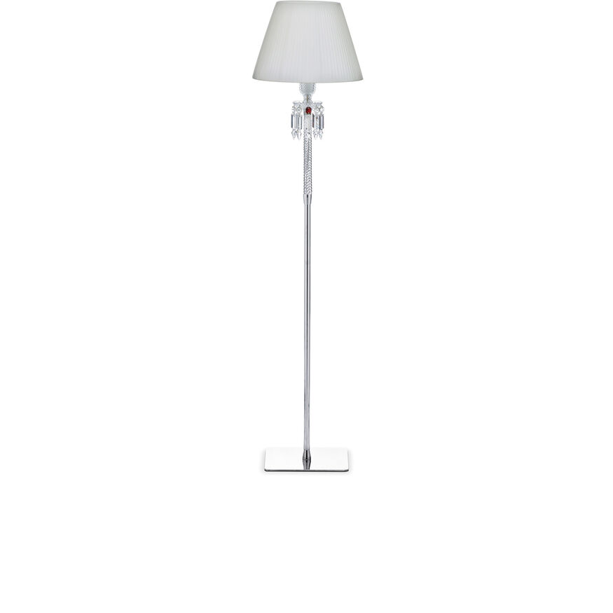 TORCH SMALL FLOOR LAMP, White - 1