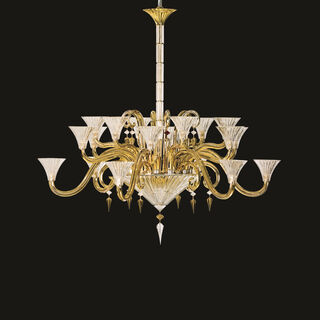 MILLE NUITS CHANDELIER 6 TO 24 LIGHTS  Gold Image