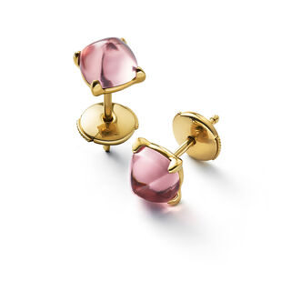 MINI MÉDICIS EARRINGS  Pink Image