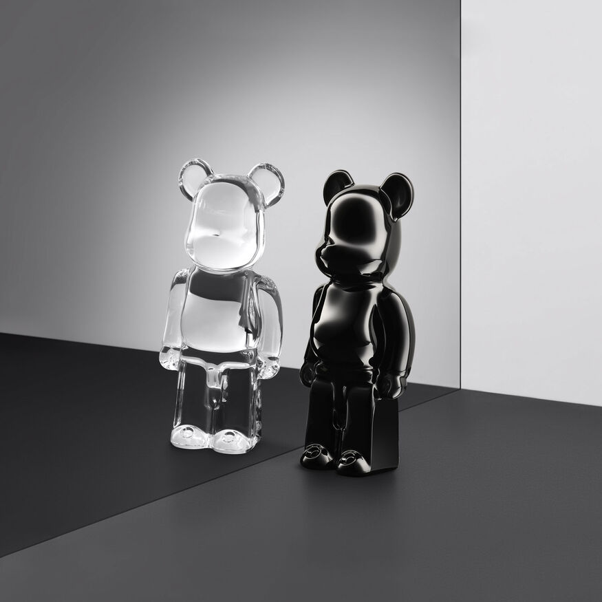 BE@RBRICK, Clear - 3