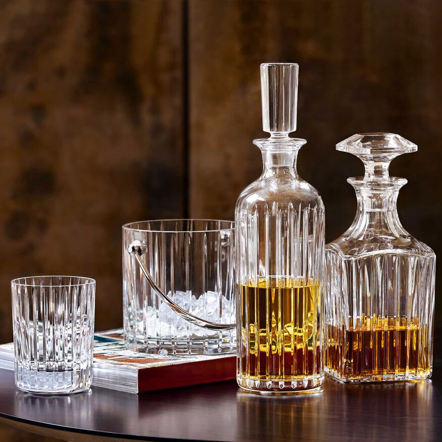 HARMONIE WHISKEY DECANTER SQUARE   - 3