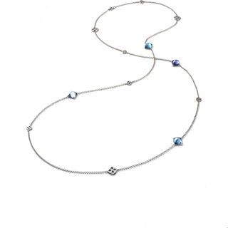 MINI MÉDICIS LONG NECKLACE  Multico Image