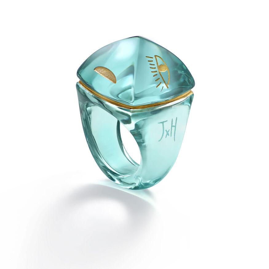 MEDICIS POP RING, Turquoise - 2