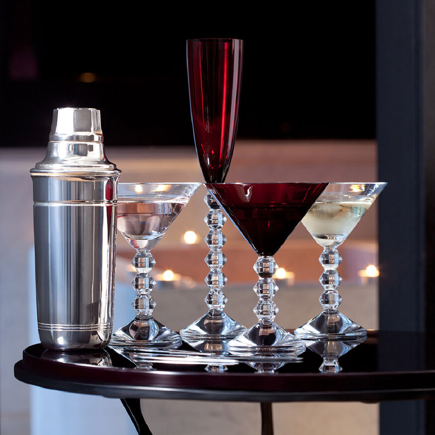 VÉGA MARTINI GLASS, Red - 4
