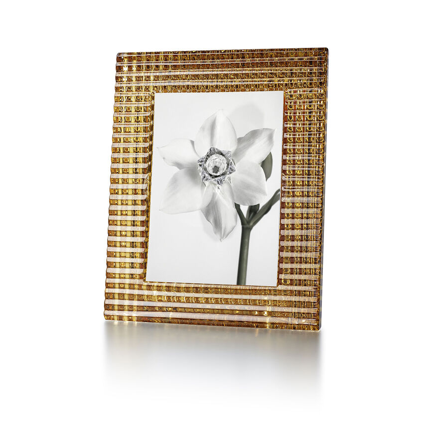 EYE PHOTO FRAME, Gold - 1