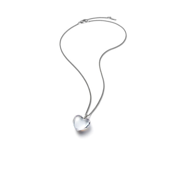 ROMANCE NECKLACE, Mirror clear