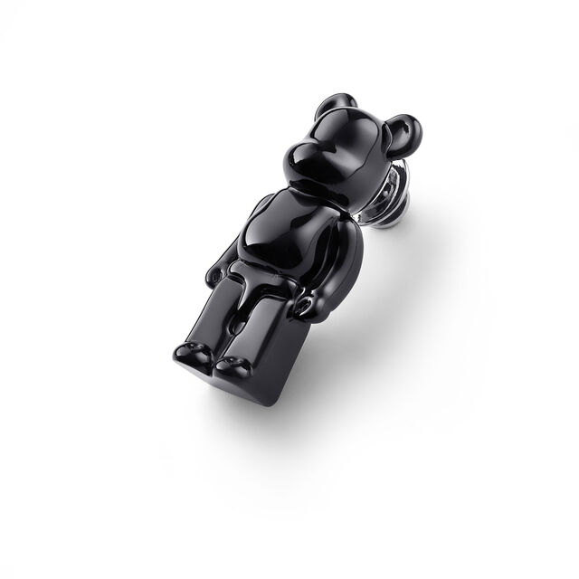 BACCARAT BE@RBRICK PINS, Noir