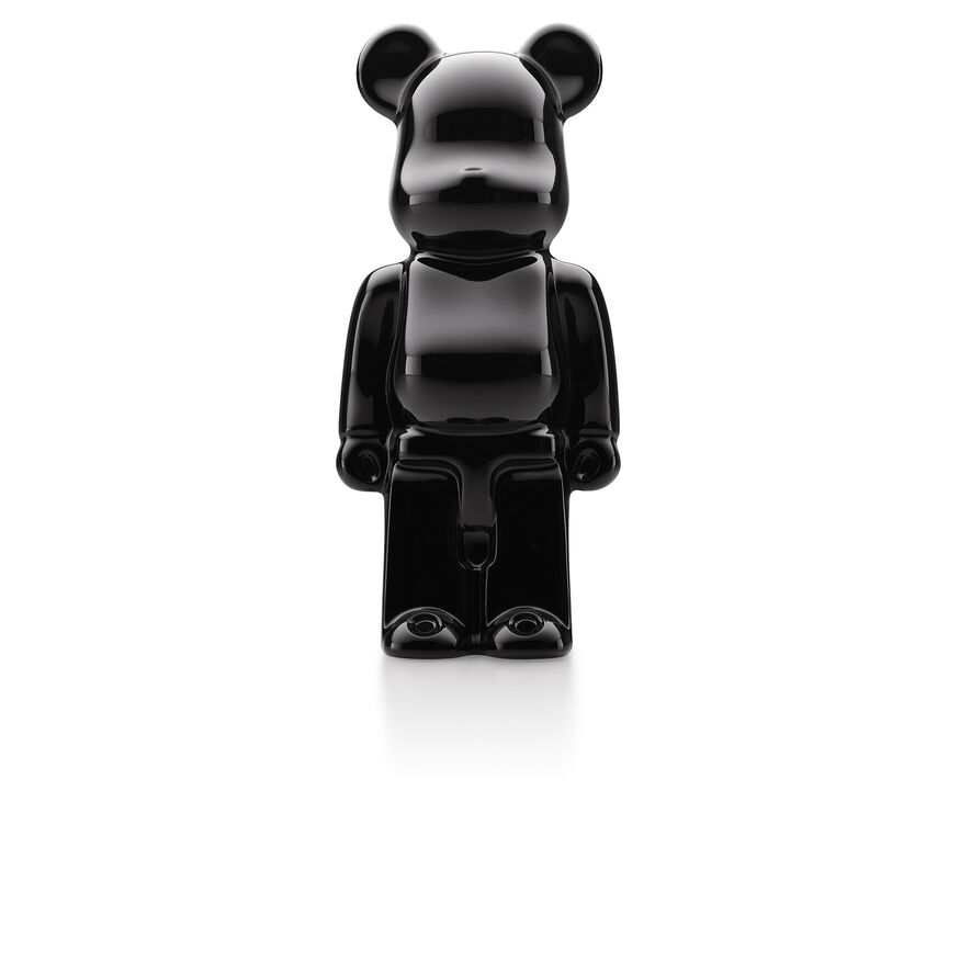 BACCARAT BE@RBRICK, Black
