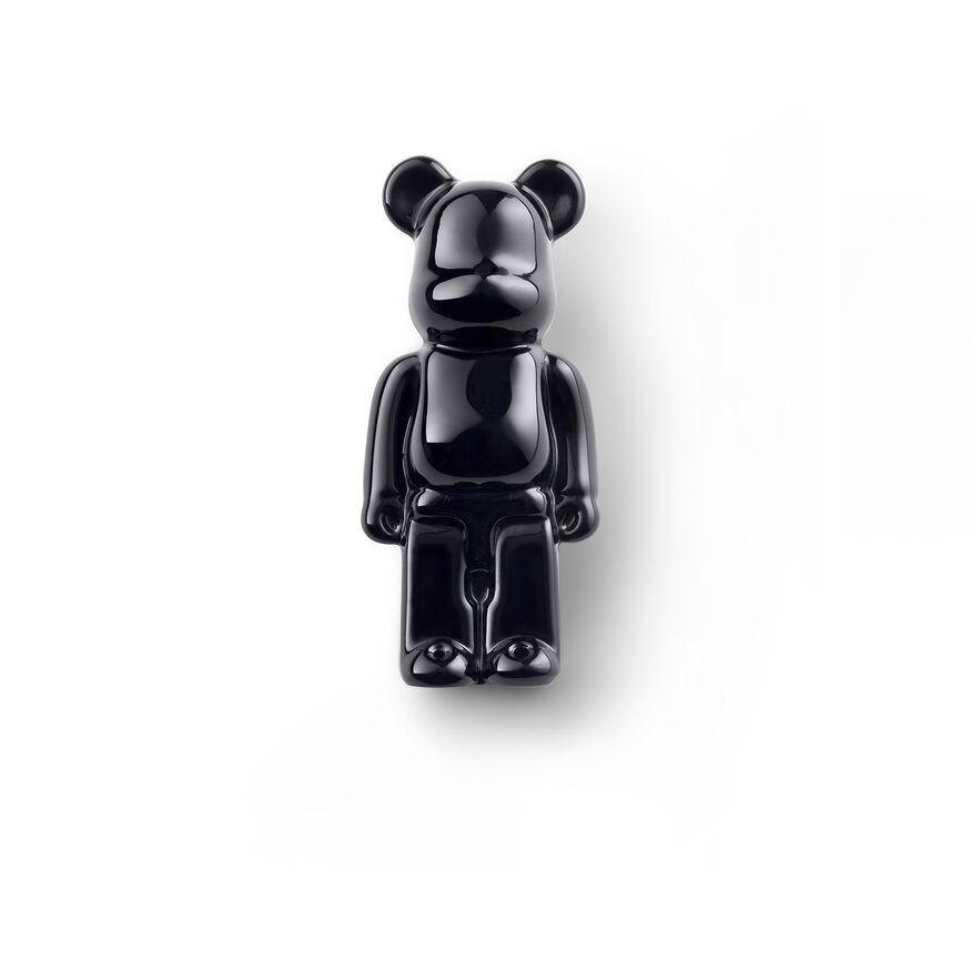 BACCARAT BE@RBRICK PINS, Noir - 2