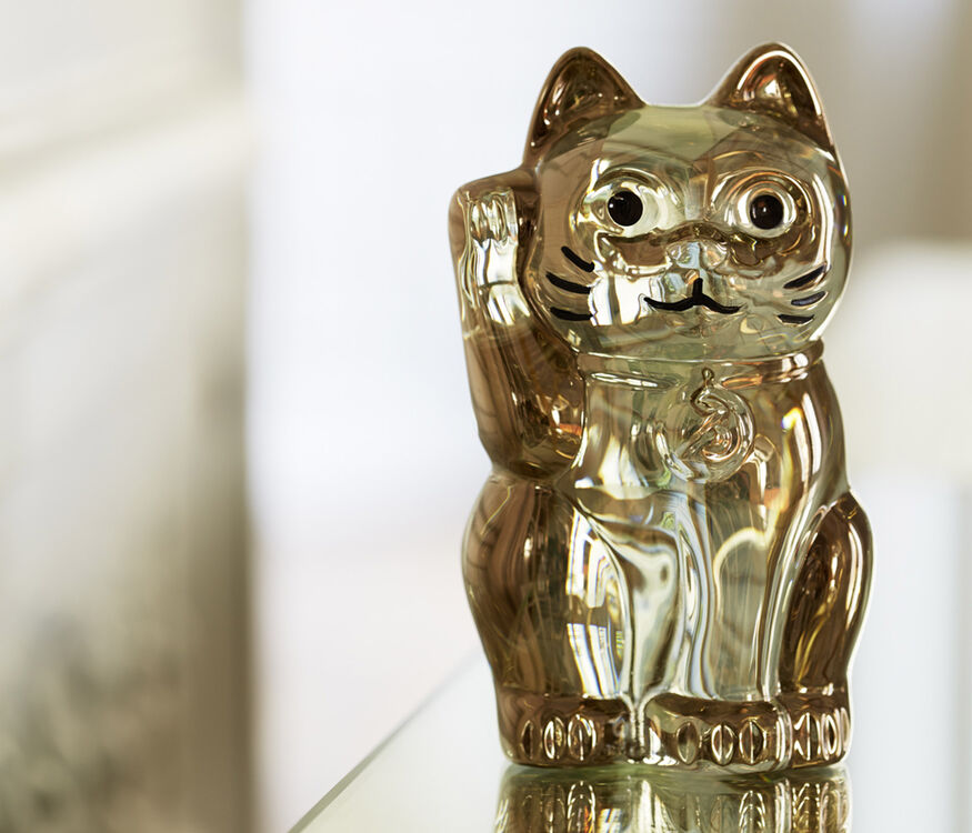 CAT MANEKI NEKO, Gold - 2