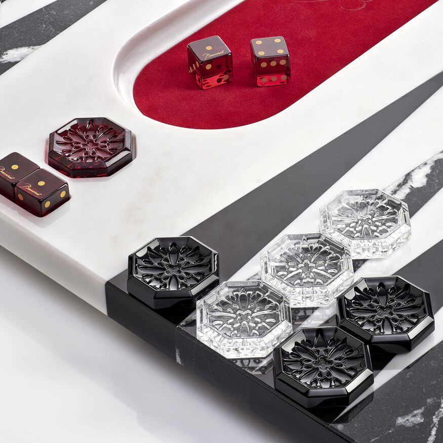 BACKGAMMON GAME,  - 3