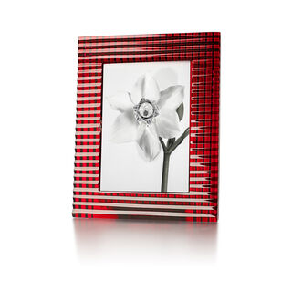 EYE PHOTO FRAME  Red Image