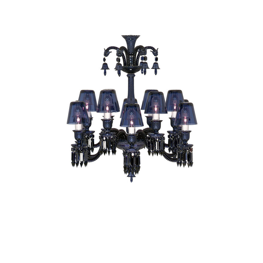 ZÉNITH MIDNIGHT CHANDELIER,