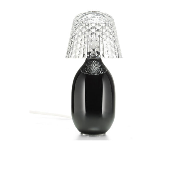 CANDY LIGHT LAMPE, Noir