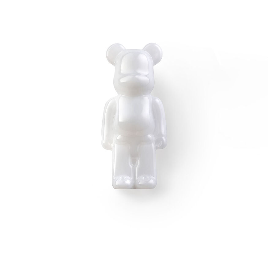 Baccarat BE@RBRICK PINS, White - 2