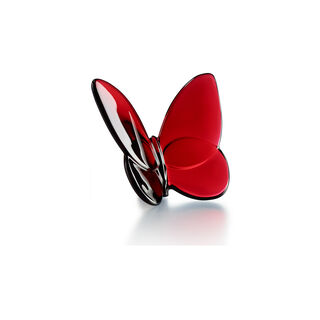 PAPILLON LUCKY BUTTERFLY  Red Image
