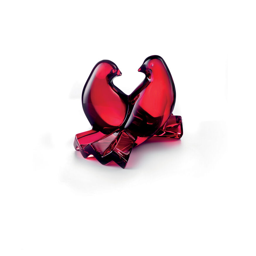 SAINT-VALENTIN DOVES, Red - 1