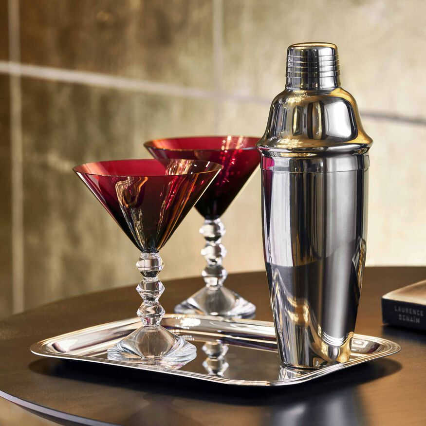 VÉGA MARTINI GLASS, Red - 2