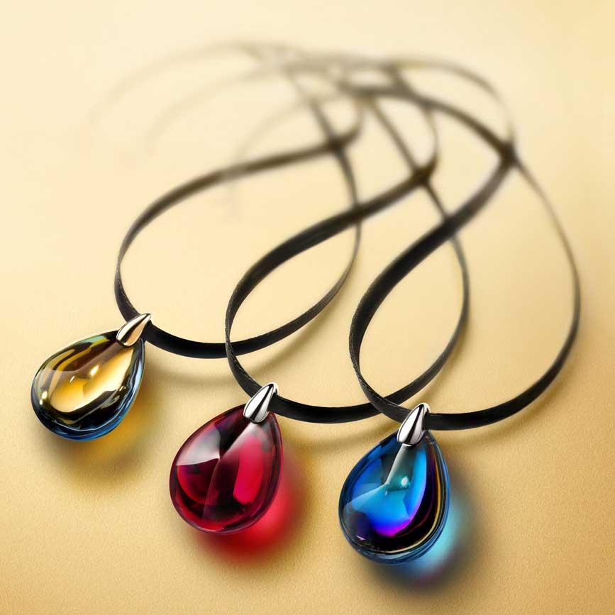 Des bijoux en cristal Baccarat , Baccarat